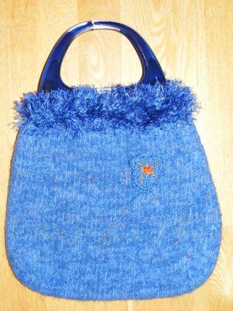 Blue Casual or Business Bag - £ 30
