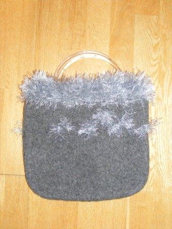 Silver Grey Original bag - £30