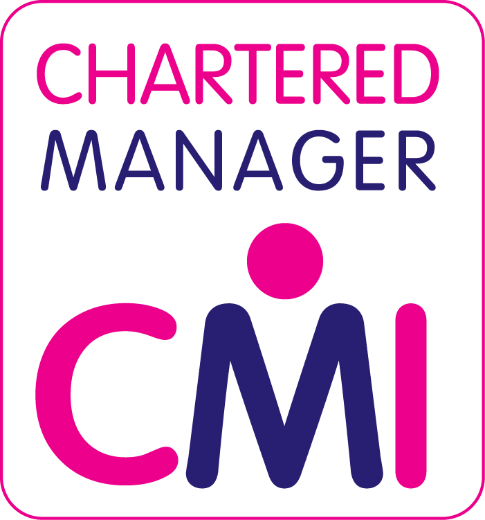 Sandra is a Chartered Manager
