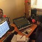 Sandra Pollock & Earl Robinson on Radio2Funky - My Time WIth Sanda Pollock